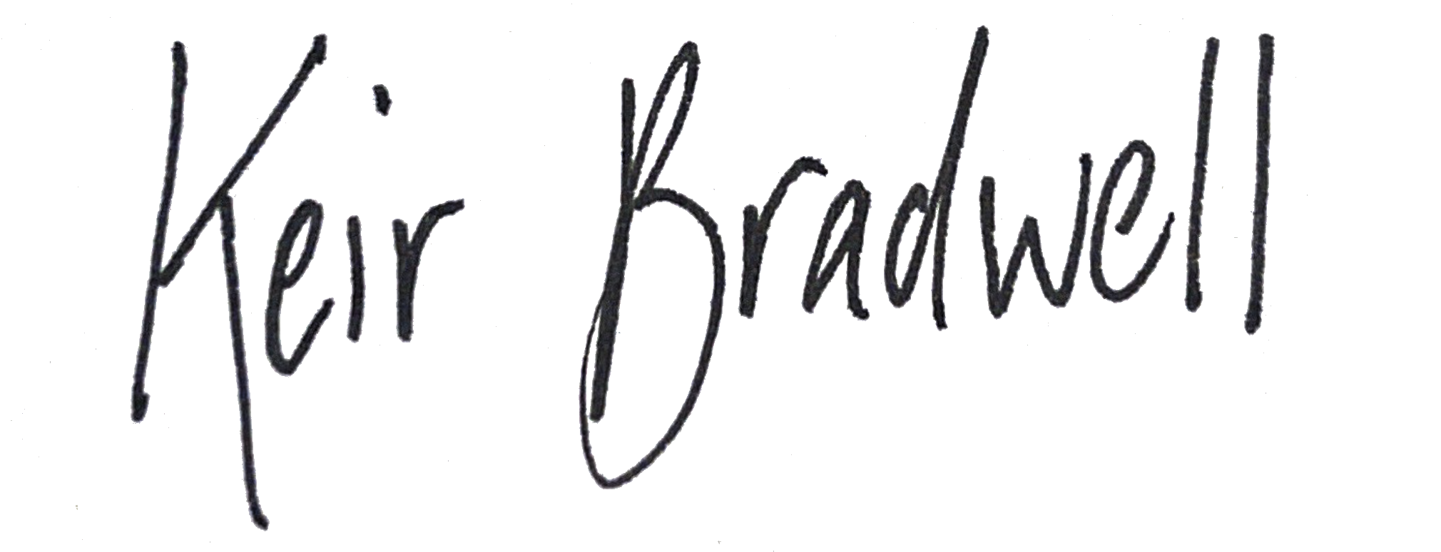 Keir Bradwell